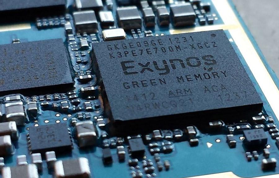 низкая производительность Exynos и Galax S8
