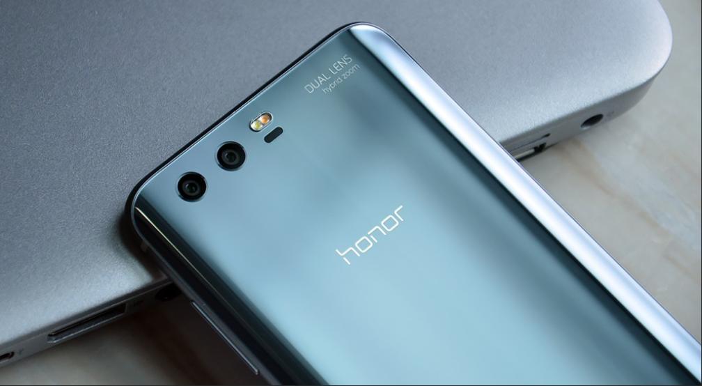 камерофон, Honor 9