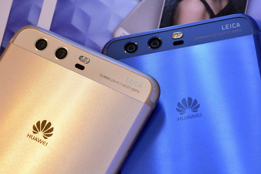 камерофон, Huawei P10