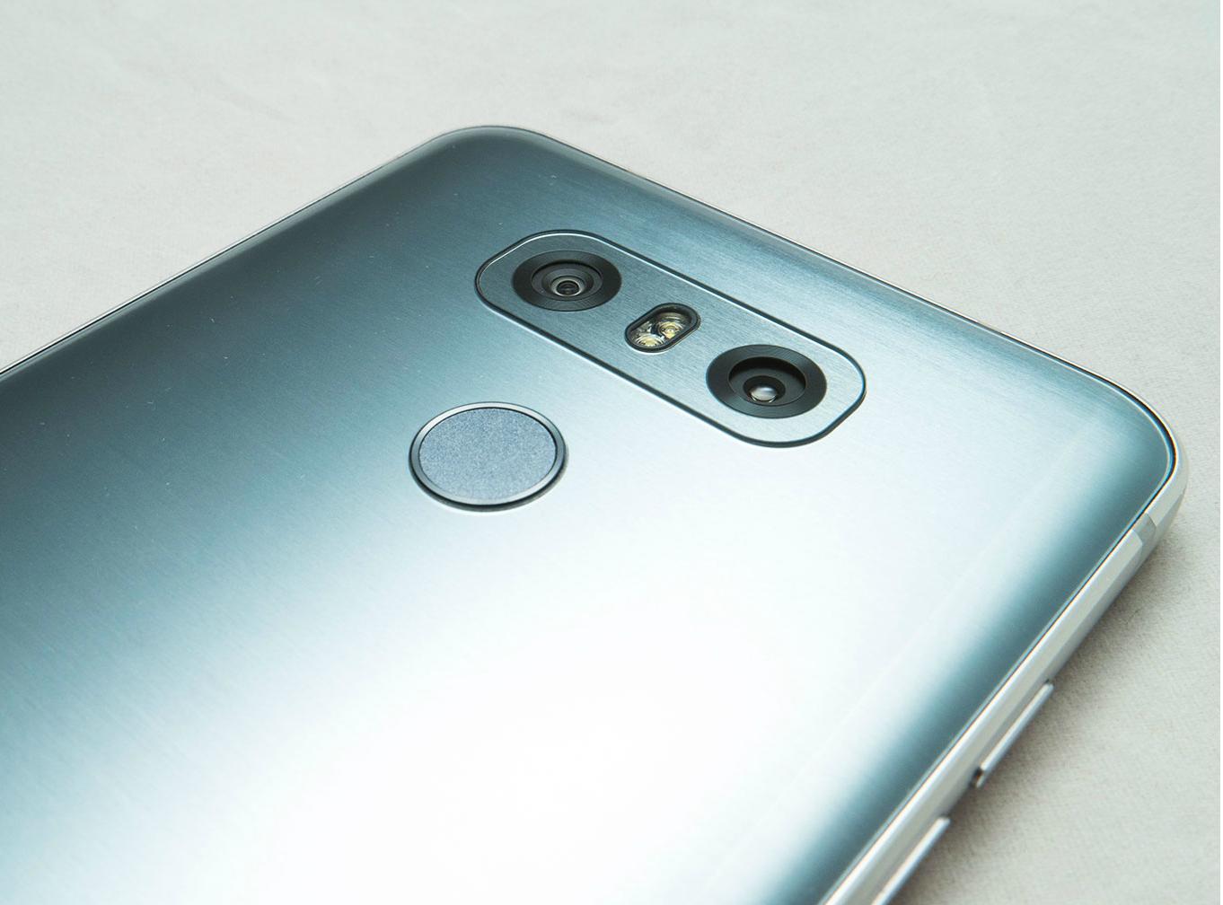 камерофон, LG G6