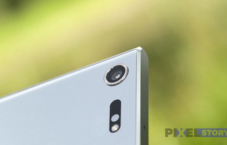 Обзор камера Xperia XZ Premium