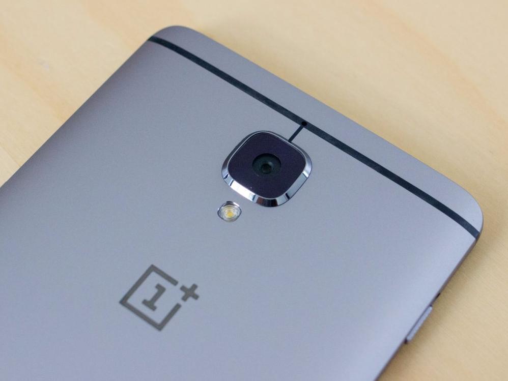 камерофон, OnePlus 3-3T