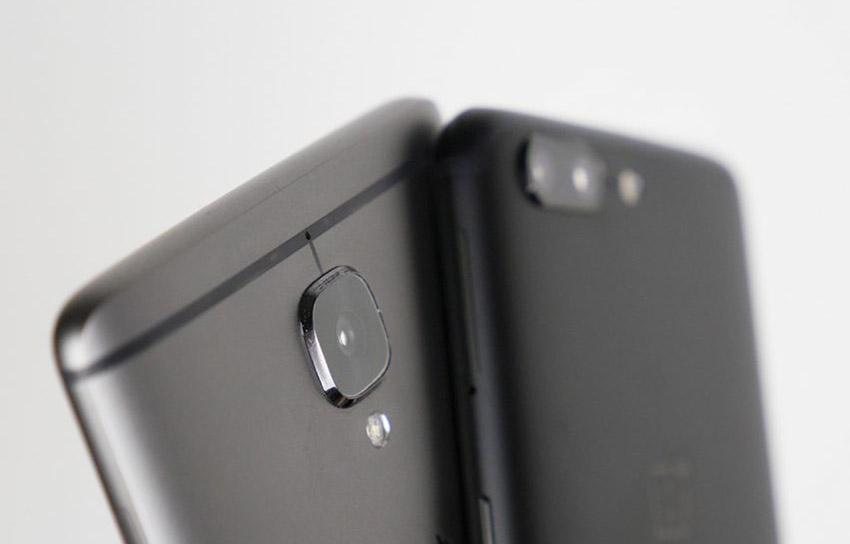 сравнение камер OnePlus 5 и OnePlus 3T