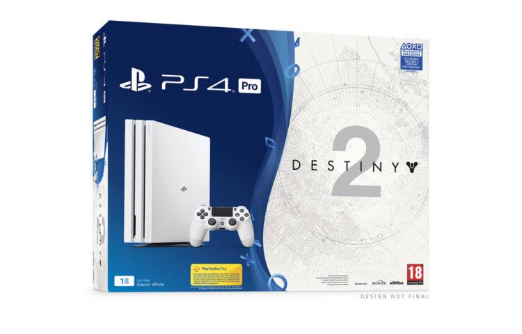 PS4 Pro бандл с Destiny 2