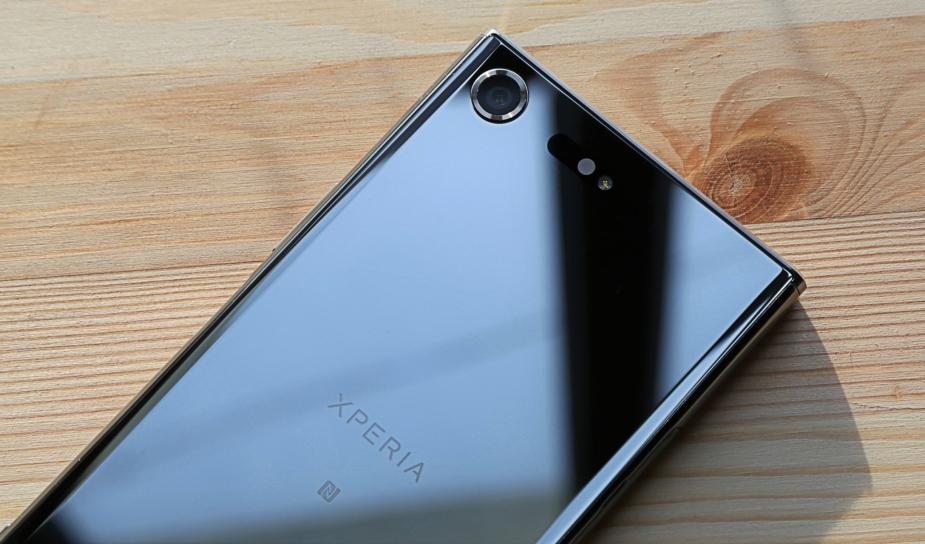 камерофон, Sony Xperia XZ Premium