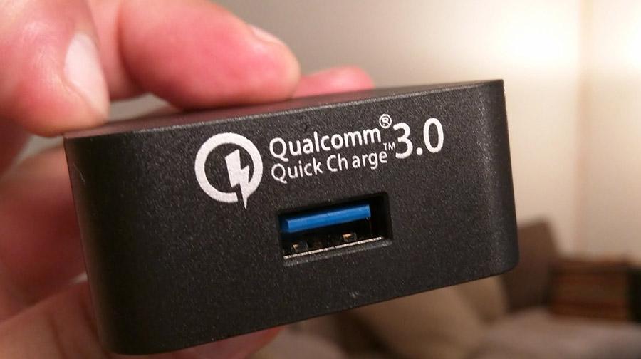 Типы быстрой зарядки Qualcomm Quick Charge