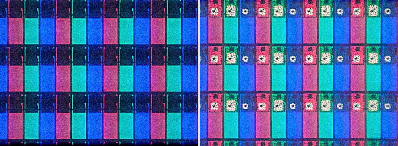Транзисторы LCD экранов