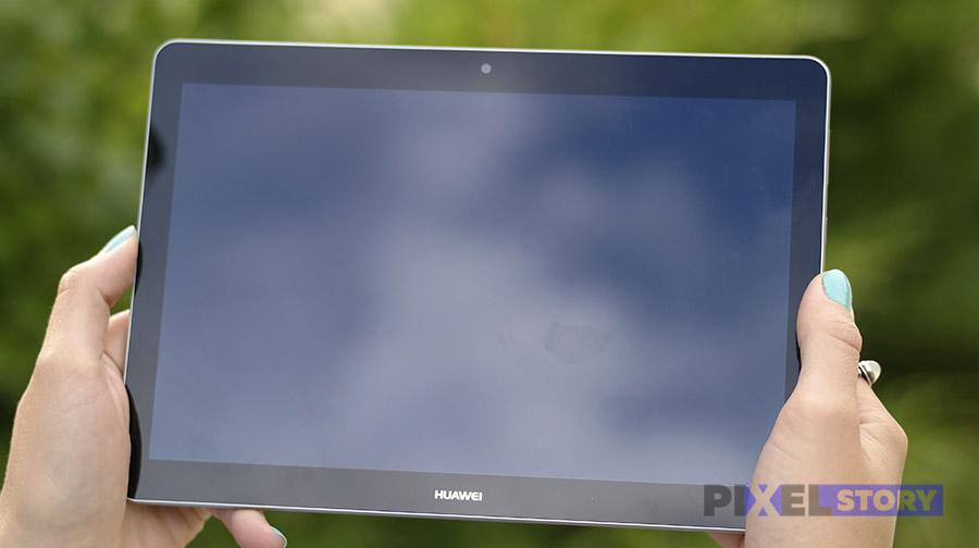 Обзор планшета Huawei MediaPad T3 10 - внешний вид