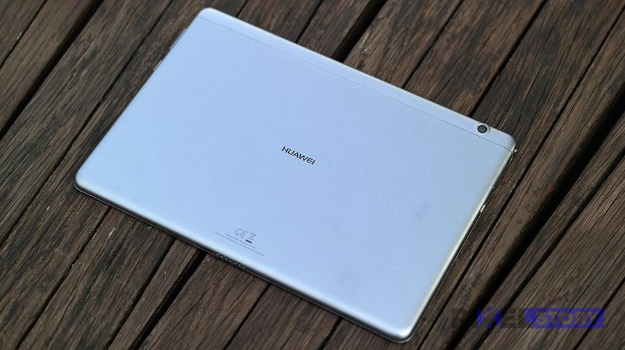 Обзор планшета Huawei MediaPad T3 10 - дизайн