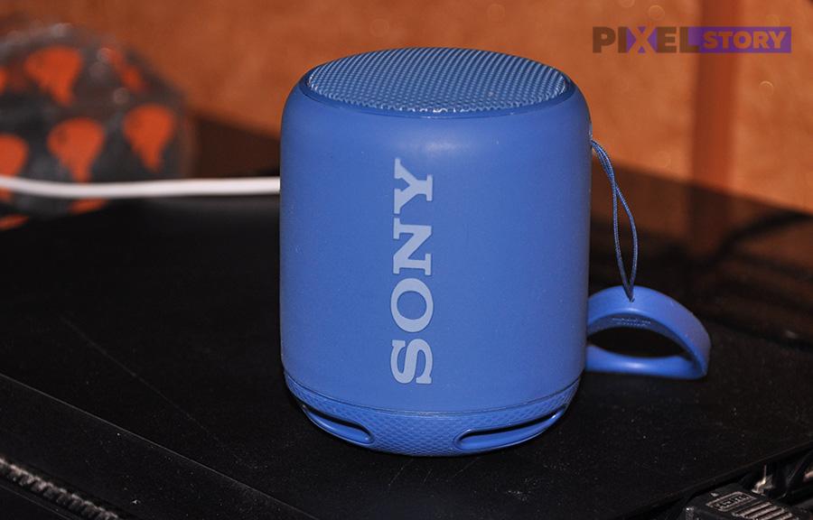 Обзор Sony SRS-XB10