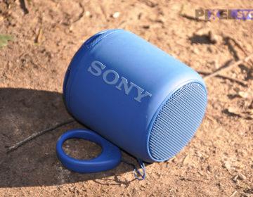 Обзор Sony SRS-XB10 — самой компактной беспроводной колонки Sony в линейке Extra Bass