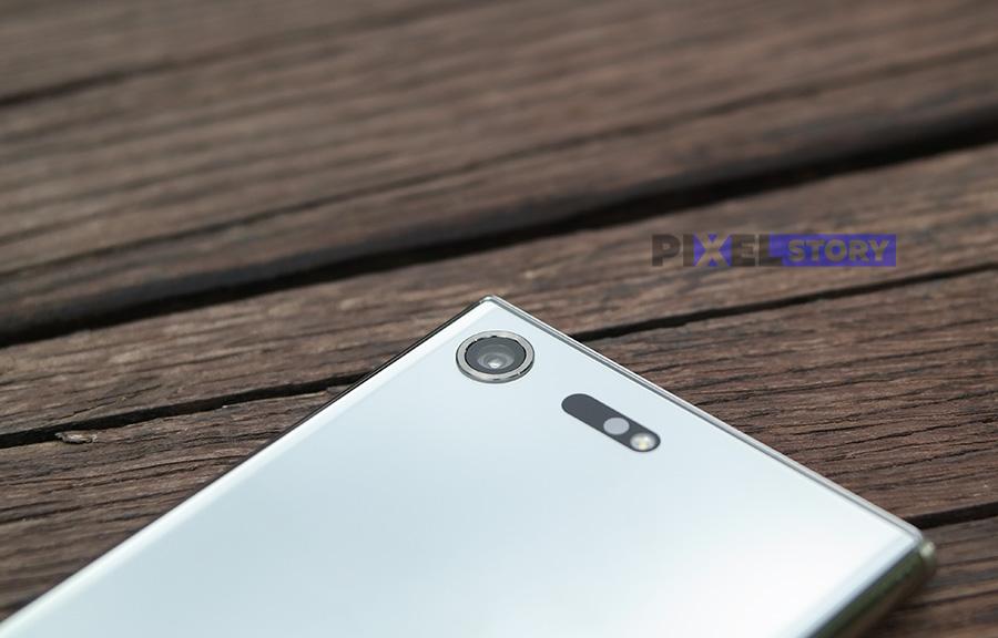 Обзор Sony Xperia XZ Premium - качество экрана