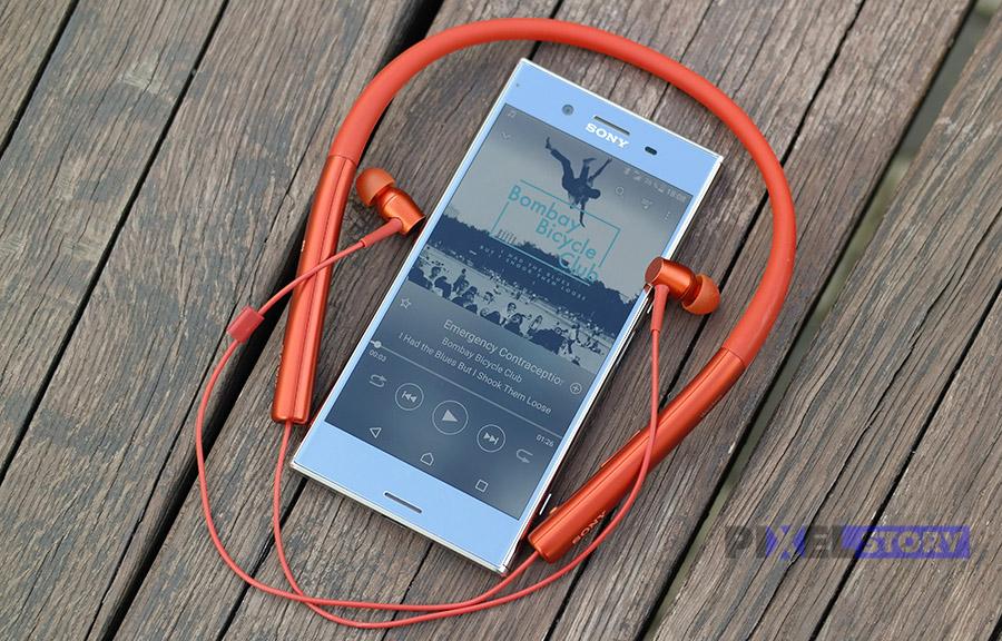 Обзор Sony Xperia XZ Premium - качество звука