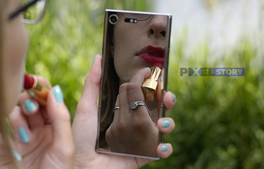 Обзор Sony Xperia XZ Premium - красится на смартфон