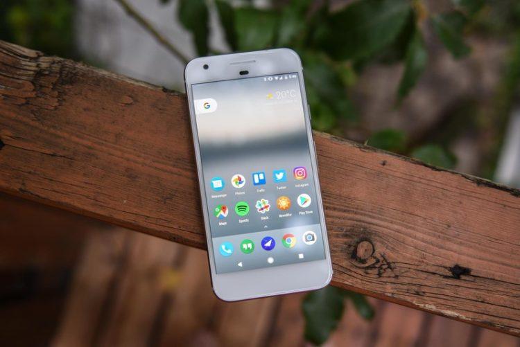 Google Pixel — лучший Android-смартфон