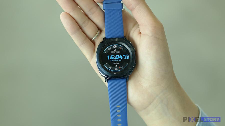 Обзор Samsung Gear Sport