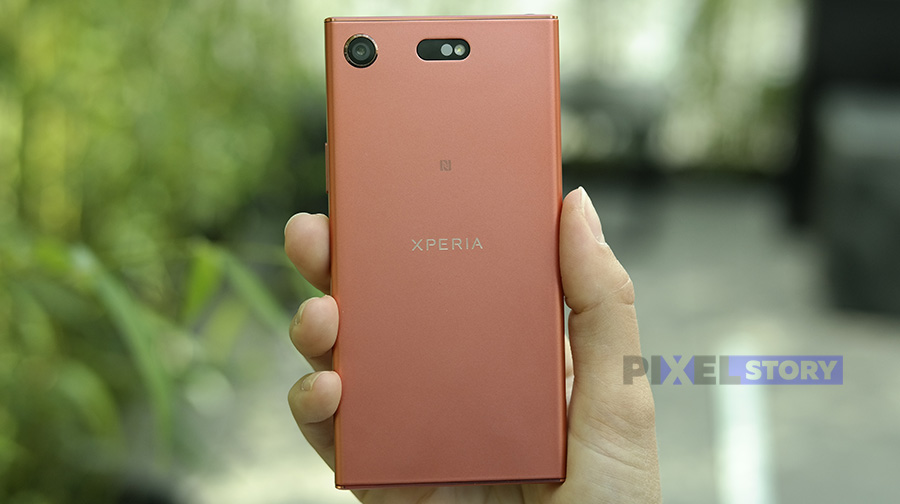 Xperia XZ1 Compact получит такой крутой красный цвет