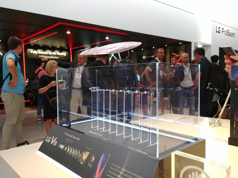 Что показали LG на IFA 2017