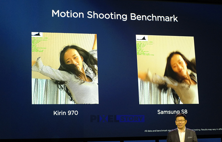 Kirin 970 vs Galaxy S8