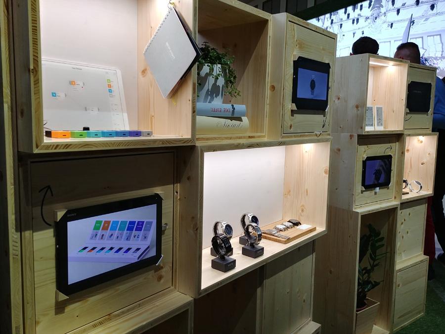 Концепты Future Lab на IFA 2017