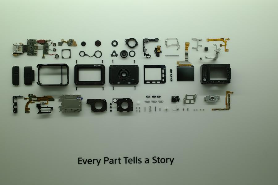 Камера RX0 на IFA 2017