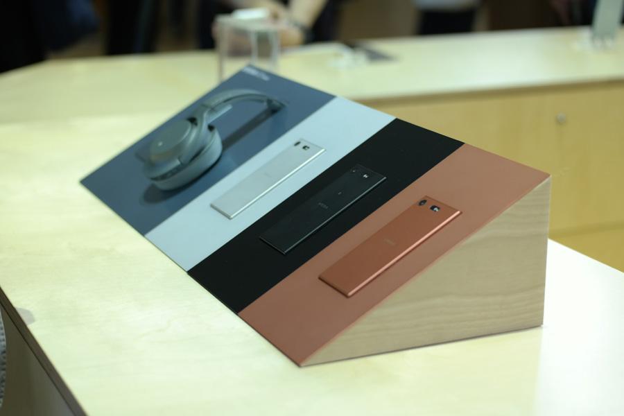 Смартфоны Sony Xperia на IFA 2017