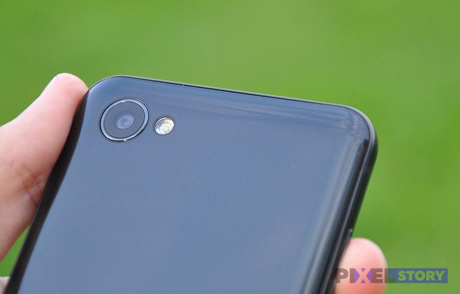 Обзор LG Q6 alpha - камера
