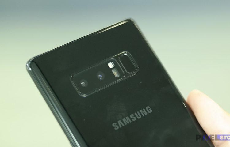 Камера Galaxy Note 8 - лидер рейтинга DxOMark
