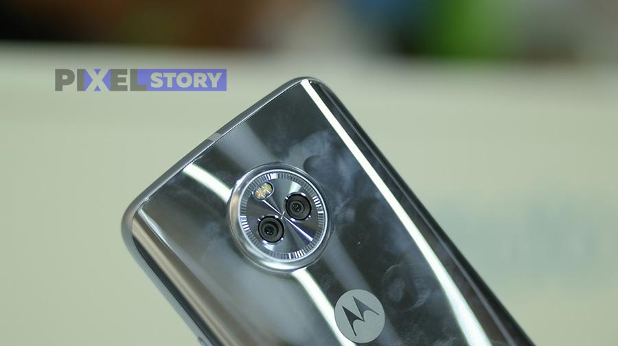 Первый взгляд на Moto X4