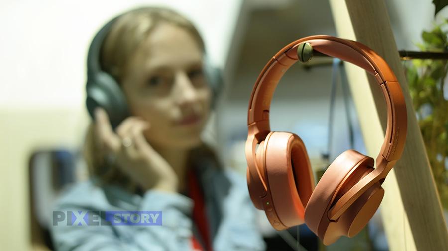 Первый взгляд на h.ear on 2 Wireless NC