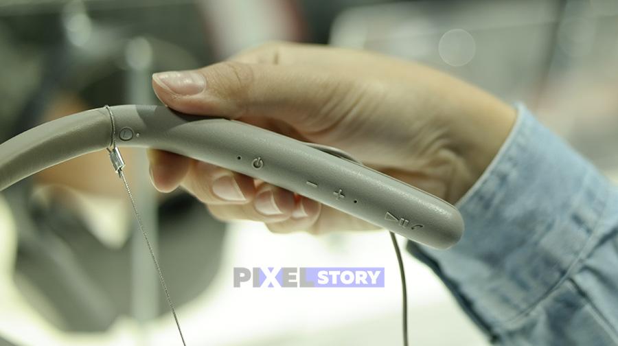Краткий обзор Sony WI-1000X