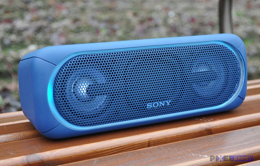 Обзор беспроводной колонки Sony-SRS-XB40