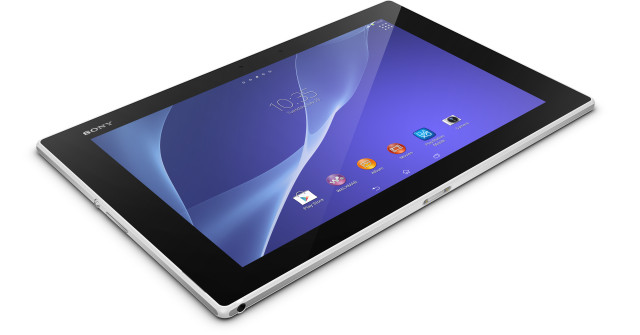 как разобрать Xperia Z2 Tablet
