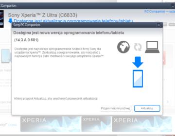 скачать обновление Xperia Z Ultra до 4.4.2 KitKat