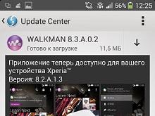 ОБНОВЛЕНИЕ ПЛЕЕРА WALKMAN ДО 8.3.A.0.2
