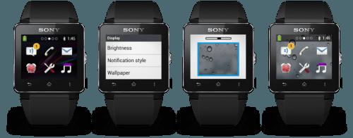 Новый API Widget для SmartWatch 2 позволит создавать часы и виджеты