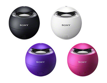 Sony Япония анонсировали SRS-X1