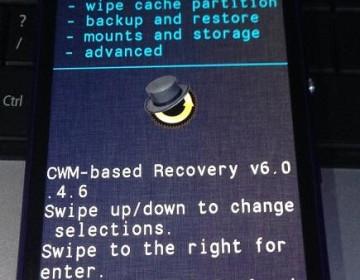 На Xperia M2 доступен Root и ClockworkMod Recovery