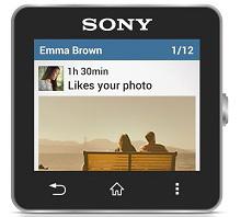 Sony выпустили Instagram для SmartWatch 2 скачать
