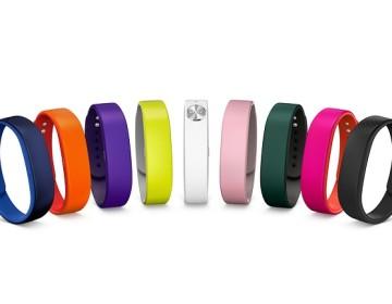 Дополнительные ремешки SWR110 для SmartBand уже в продаже