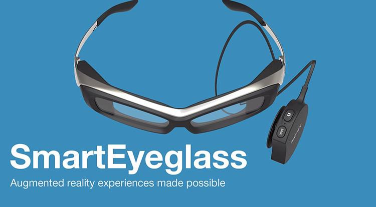 Инженеры Virgin Atlantic получат Sony SmartEyeglass