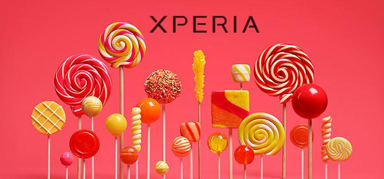 Релиз Android 5.0 Lollipop: какие устройства Sony Xperia получат обновление?