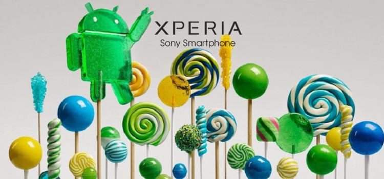 Обновление Android 5.1 Lollipop доступно для Xperia Z3
