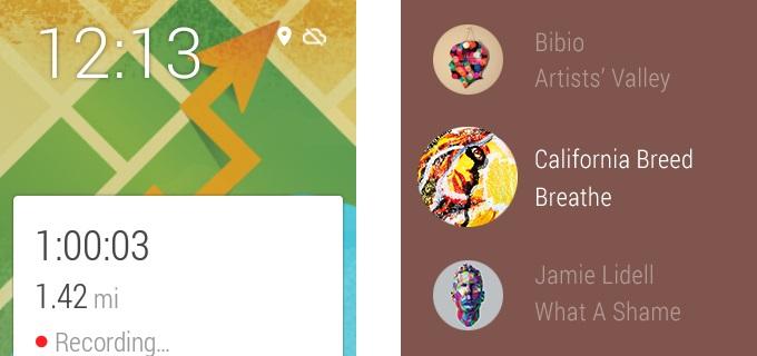Обновление Android Wear: поддержка GPS