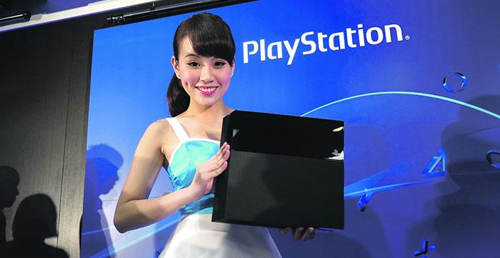 Sony готовится к началу продаж PS4 в Китае