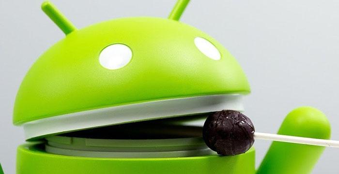 Обновление Android Lollipopначнется совсем скоро