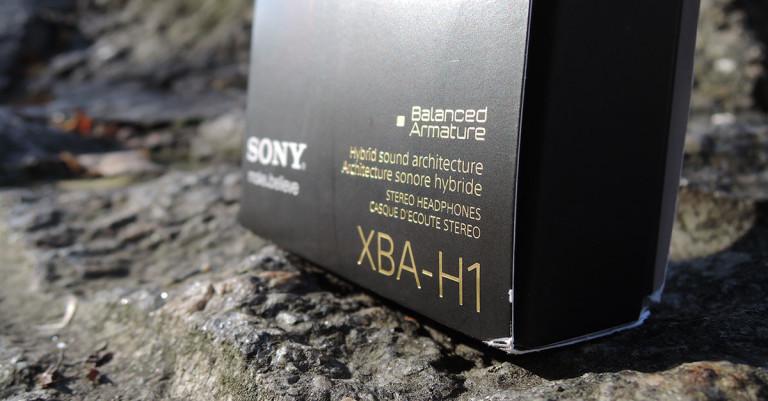 Обзор Sony XBA-H1