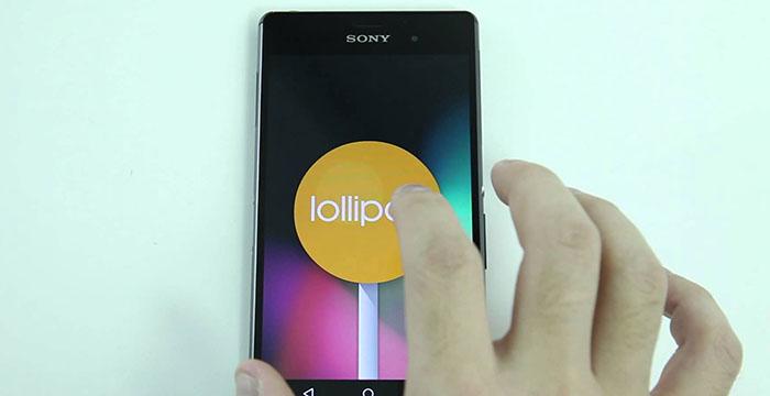 Сборки Android 5.0.2 Lollipop AOSP теперь доступны для многих устройств Xperia