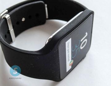 Обновление Android Wear 1.3 для Sony SmartWatch 3