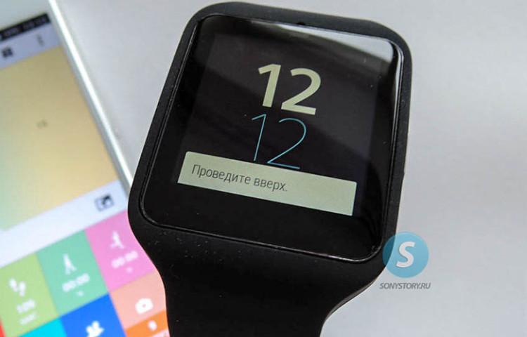 Обновление Android Wear Lollipop для SmartWatch 3 уже готово